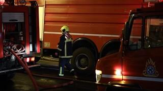 Συναγερμός στην Πυροσβεστική: Φωτιά ξέσπασε στη Νίκαια