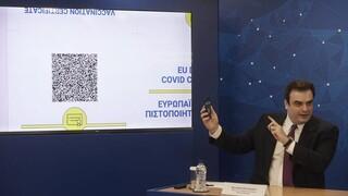 Ψηφιακό Πιστοποιητικό Covid: Σε ισχύ από σήμερα - Πώς εκδίδεται και πού χρησιμοποιείται