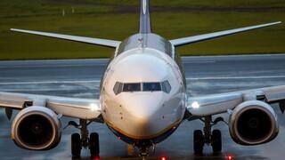 Γερμανία: Αναγκαστική προσγείωση για αεροσκάφος της Ryanair έπειτα από προειδοποίηση για βόμβα