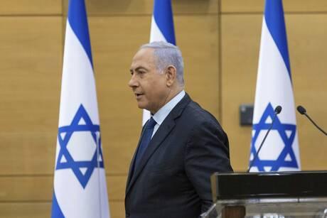 Ο Νετανιάχου χάνει και προειδοποιεί: «Απειλή για την ασφάλεια του Ισραήλ μια κυβέρνηση συνασπισμού»