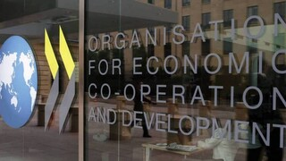 ΟΟΣΑ: Η Ελλαδα θα αναπτυχθεί με ρυθμό 3,8% το 2021 και 5% το 2022