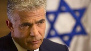 Ισραήλ - Γιαΐρ Λαπίντ: Υπάρχουν ακόμα πολλά εμπόδια για τον σχηματισμό κυβέρνησης
