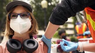 Εμβόλιο κορωνοϊός: Όλα τα νεότερα δεδομένα για τους εμβολιασμούς παιδιών 12-15 ετών
