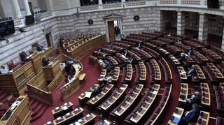 Στηρίζουν τα κόμματα την τροπολογία Βορίδη για τους καταδικασθέντες της Χρυσής Αυγής