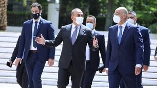 Ανάρτηση Τσαβούσογλου μετά την επίσκεψη στην Αθήνα: Nα συνεχιστεί απρόσκοπτα ο διάλογος