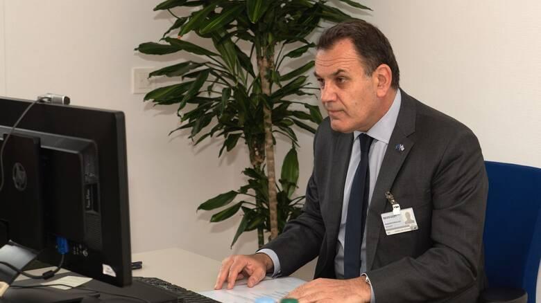 «ΝΑΤΟ 2030» - Παναγιωτόπουλος: Υποστηρίζει η Ελλάδα τη νέα γενιά επιχειρησιακών σχεδίων