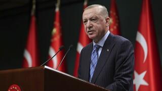 Ερντογάν: Νέες «βολές» κατά ΗΠΑ, άνοιγμα προς Αίγυπτο