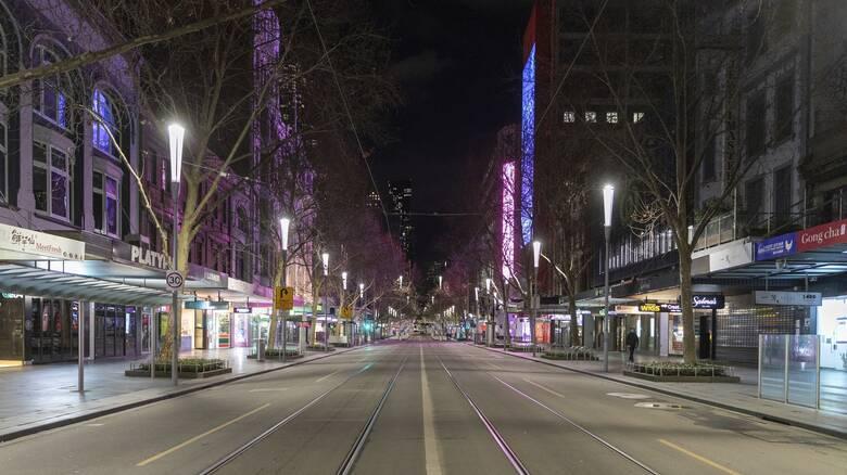 Κορωνοϊός - Μελβούρνη: Νέα παράταση του lockdown