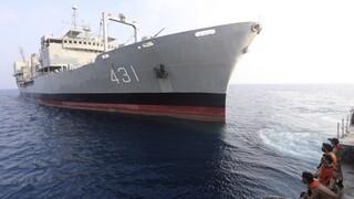 Ιράν: Βυθίστηκε πλοίο του Πολεμικού Ναυτικού στην Θάλασσα του Ομάν