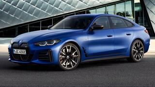 Η i4, η πρώτη ηλεκτρική λιμουζίνα της BMW έχει και γρήγορη έκδοση Μ50