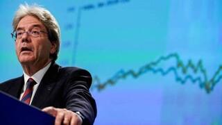 Τζεντιλόνι: Προτεραιότητα για την Κομισιόν η αξιολόγηση του σχεδίου της Ελλάδας