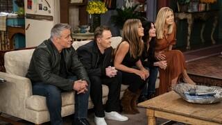 Friends reunion: Η Τζένιφερ Άνιστον δημοσίευσε φωτογραφίες από τα παρασκήνια των γυρισμάτων
