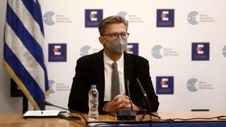 Σκέρτσος: Στην πρωτοπορία της Ευρώπης η Ελλάδα στη μετάβαση σε πιο καθαρές μορφές ενέργειας