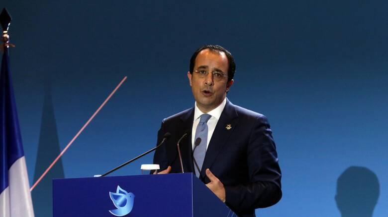 Χριστοδουλίδης: Καθολική η διεθνής αντίδραση στη θέση της Τουρκίας για το Κυπριακό