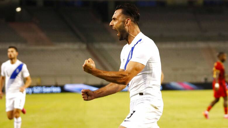 Βέλγιο-Ελλάδα 1-1: Εξαιρετικό πρόσωπο από την Εθνική