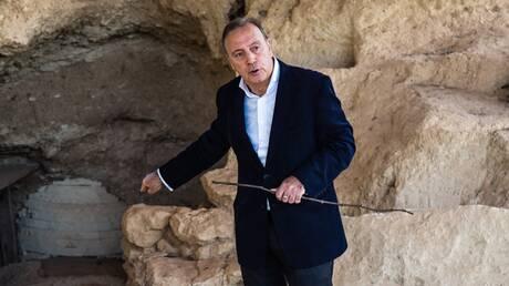 Πρώτος γενικός διευθυντής του Μουσείου Ακρόπολης ο καθηγητής Νίκος Σταμπολίδης