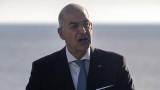 Δένδιας από Πρίστινα: Να μην επιτρέψουμε την υπονόμευση σταθερότητας των Δυτ. Βαλκανίων