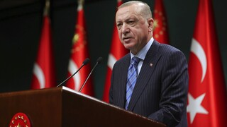 Ο Ερντογάν ανακοίνωσε την ανακάλυψη νέων αποθεμάτων αερίου στη Μαύρη Θάλασσα