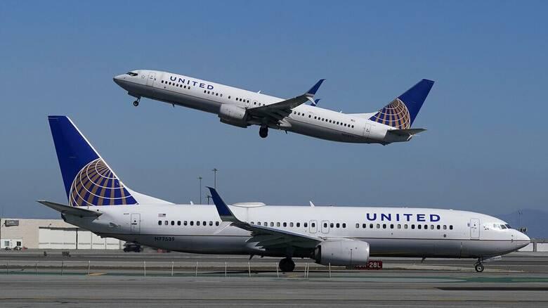ΗΠΑ - Κορωνοϊός: Αεροπορικές εταιρείες πιέζουν την κυβέρνηση για άρση των περιορισμών