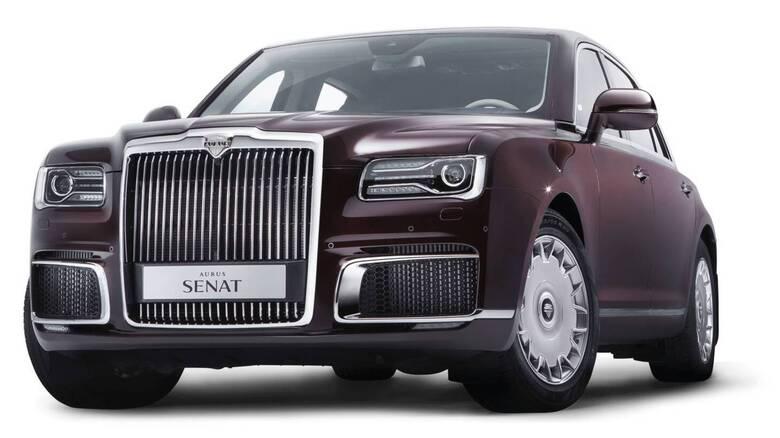 Αυτοκίνητο: Από εδώ και στο εξής μπορούν όλοι να αγοράσουν τη λιμουζίνα του Βλάντιμιρ Πούτιν