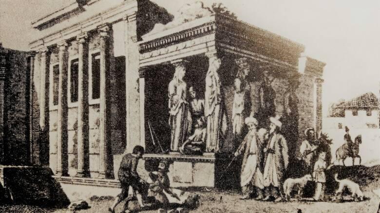 Κεφάλαια της Ιστορίας κατά την οθωμανική κατοχή: Οι Ενετοί ανατινάζουν τον Παρθενώνα