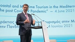 Χ. Θεοχάρης στο CNN Greece: Ηγέτης η Ελλάδα στην κρουαζιέρα, αυξάνονται σταθερά οι τουριστικές ροές