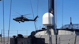 Με επιτυχία ολοκληρώθηκε η άσκηση ηλεκτρονικού πολέμου «Δούρειος Ίππος 21»