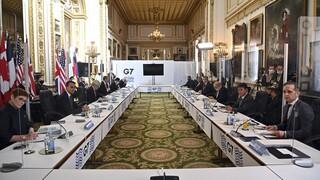 Σύνοδος G7: Ιστορική συμφωνία για ελάχιστο εταιρικό φόρο