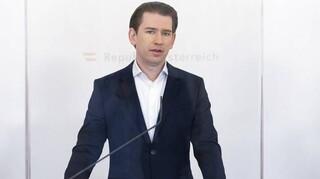 Κορωνοϊός - Αυστρία: Ο καγκελάριος Σεμπάστιαν Κουρτς εμβολιάστηκε με AstraZeneca