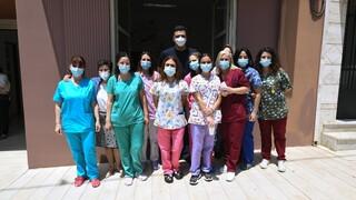 Κικίλιας: Εγκαινίασε την πρώτη παιδοψυχιατρική δομή στην Πελοπόννησο