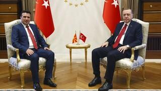Στην Τουρκία ο Ζόραν Ζάεφ για συνάντηση με τον Ερντογάν