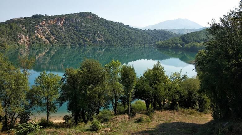 Λίμνη του Ζηρού: Ένας μικρός παράδεισος στην Πρέβεζα