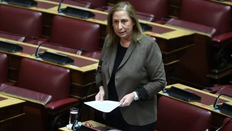 Ξενογιαννακοπούλου: Για την κυβέρνηση δεν υφίσταται υπουργείο Εργασίας αλλά εργασιακής απορρύθμισης