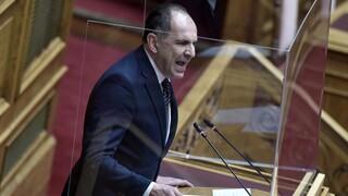 Γεραπετρίτης: Λέμε «όχι» στον πολιτικό στρουθοκαμηλισμό της ακινησίας