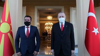 Συνάντηση Ερντογάν - Ζάεφ: Η οικονομική συνεργασία στο επίκεντρο των συνομιλιών
