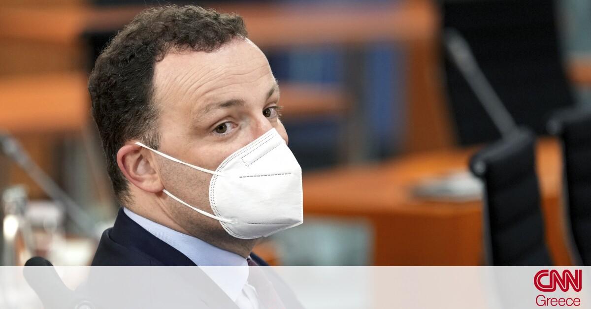 Γερμανία: Σκάνδαλο με μάσκες κορωνοϊού – Το SPD ζητά την παραίτηση του υπουργού Υγείας