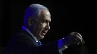Ισραήλ: Αρνείται ο Νετανιάχου ότι υποκινεί τη βία βλέποντας την «έξοδο»