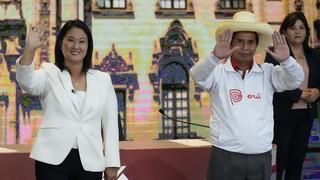 Προεδρικές εκλογές - θρίλερ στο Περού: Κονταροχτυπιούνται Καστίγιο - Φουχιμόρι