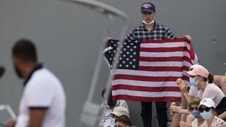 Δημοσκόπηση: Δύσπιστοι Γερμανοί και Γάλλοι απέναντι στις ΗΠΑ παρά την εκλογή Μπάιντεν