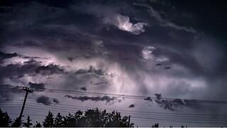 Έκτακτο δελτίο επιδείνωσης του καιρού: Έρχονται καταιγίδες και χαλαζοπτώσεις