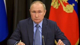 O Πούτιν υπέγραψε την έξοδο της Ρωσίας από τη συνθήκη «Ανοικτοί Ουρανοί»