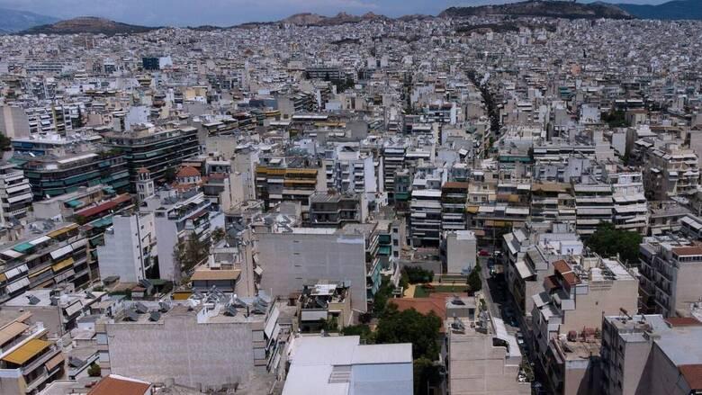 Αντικειμενικές αξίες: Οι χαμένοι και οι κερδισμένοι στις περιοχές της Αθήνας