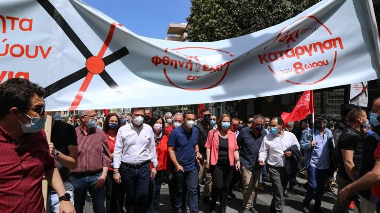 ΣΥΡΙΖΑ: Θα κάνουμε τα πάντα για να σταματήσουμε το νομοσχέδιο Χατζηδάκη