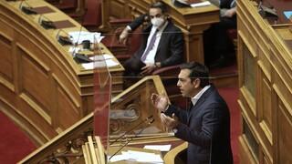 Τσίπρας: Ο Μητσοτάκης εκτόξευσε τα χρέη της ΝΔ – Φέρνει το θέμα στη Βουλή