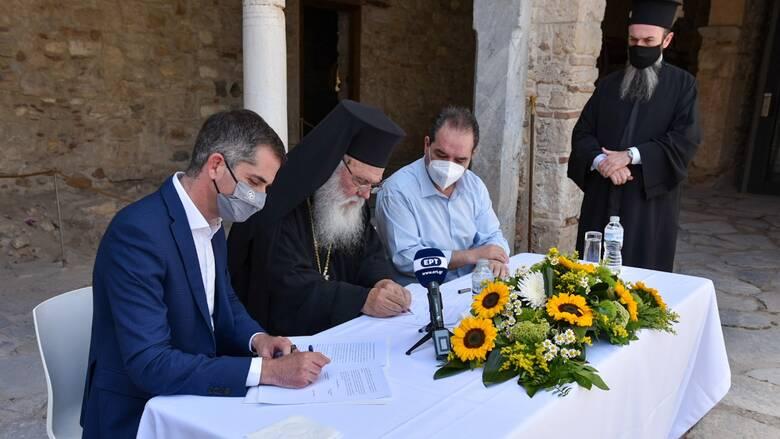 Δήμος Αθηναίων και Αρχιεπισκοπή: Το σπίτι της Λέλας Καραγιάννη γίνεται μια «αγκαλιά» για παιδιά