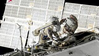 Ρωσία προειδοποιεί Μπάιντεν: «Φεύγουμε» από τον Διεθνή Διαστημικό Σταθμό