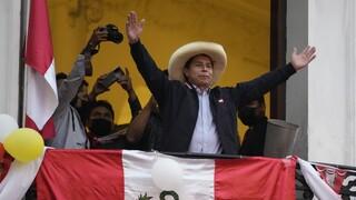 Περού: Προβάδισμα για τον Πέδρο Καστίγιο στις προεδρικές εκλογές της χώρας