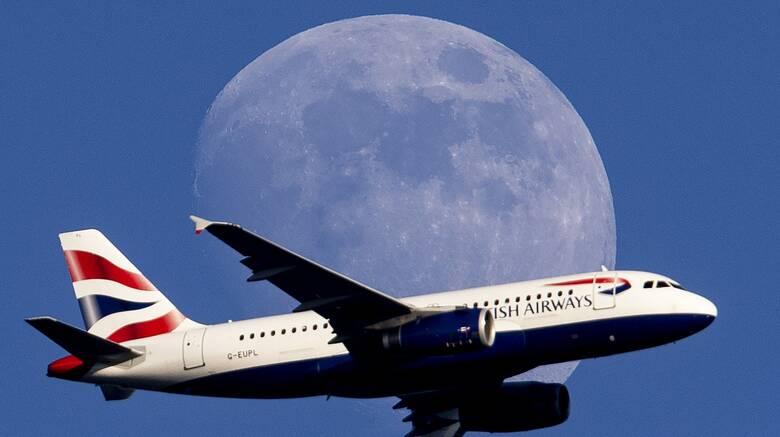 Kορωνοϊός- Αεροπορικές εταιρείες: Ζητούν άρση των ταξιδιωτικών περιορισμών μεταξύ Βρετανίας - ΗΠΑ