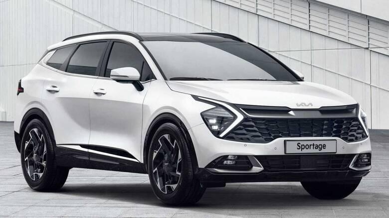 Αυτοκίνητο: Η Kia παρουσίασε και επίσημα το νέο και πολύ ενδιαφέρον Sportage