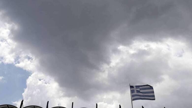 Καιρός: Καταιγίδες στο μεγαλύτερο μέρος της χώρας - Πότε θα εξασθενήσουν τα φαινόμενα